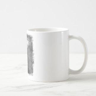 Punk usted 02 taza básica blanca