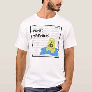 Punk Warning T-Shirt