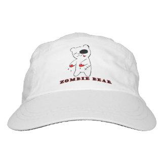 punk zombie bear headsweats hat