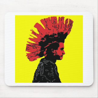 Punker Mouse Pad