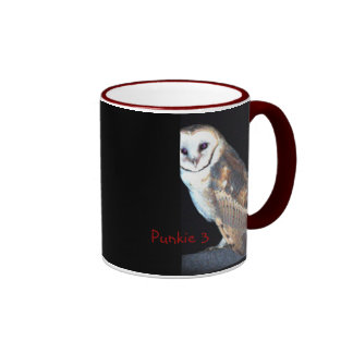 Punkie 3 taza a dos colores