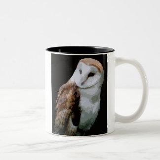 Punkie 3 Two-Tone coffee mug