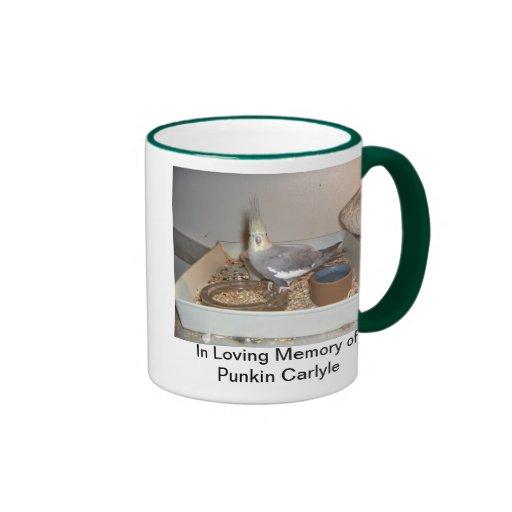 Punkin1, In Loving Memory of Punkin Carlyle Mug