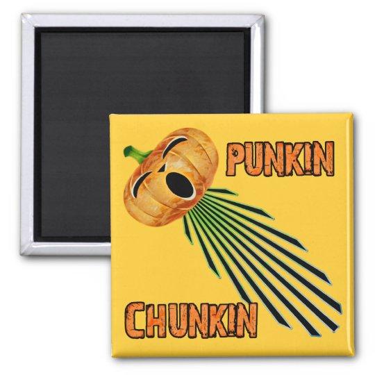Punkin Chunkin Magnet