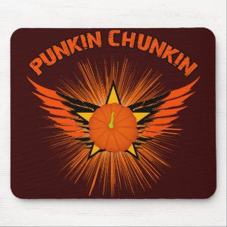 Punkin Chunkin Mouse Pad