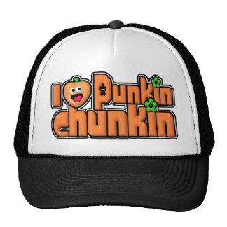 Punkin Chunkin Trucker Hat