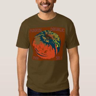 Punkin Drublic-Enemy No ! T Shirt