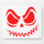 Punkin' Face Mouse Pad