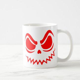 Punkin' Face Mugs