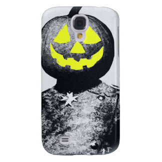 Punkin Head Soldier Galaxy S4 Cover