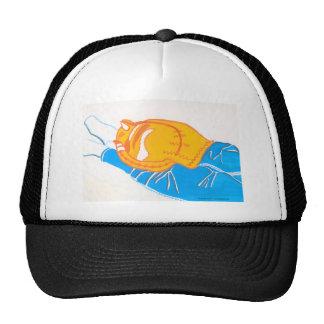 Punkin on Mount Kneebow Trucker Hat