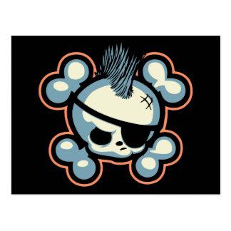 Punkin Pirate 1113 Postcard