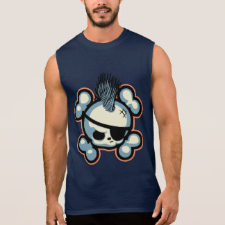 Punkin Pirate 1113 Sleeveless Shirt