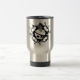 Punkin Pirate 15 Oz Stainless Steel Travel Mug