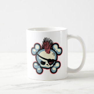 Punkin Pirate Chick Coffee Mug