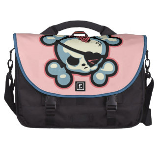 Punkin Pirate Chick Bag For Laptop