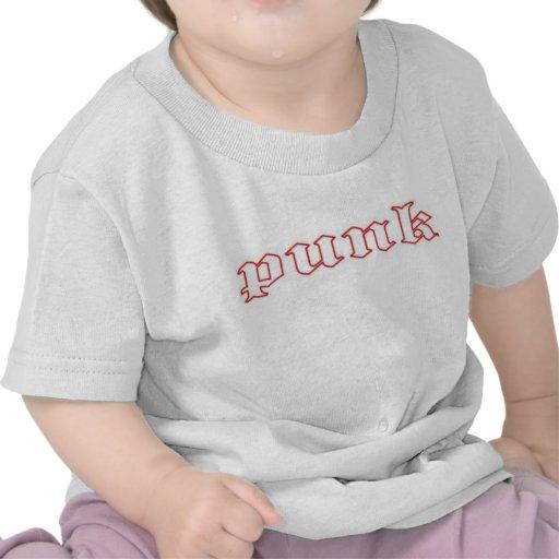 punklogo camiseta