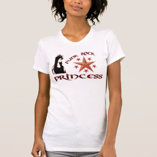 PunkRock Princess 3 T-Shirt
