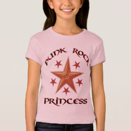 PunkRock Princess ss2 T-Shirt