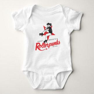 Punks Baby Bodysuit