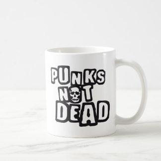 punks emergency DEAD Coffee Mug