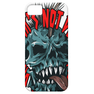 Punk's Not Dead iPhone 5 Cover