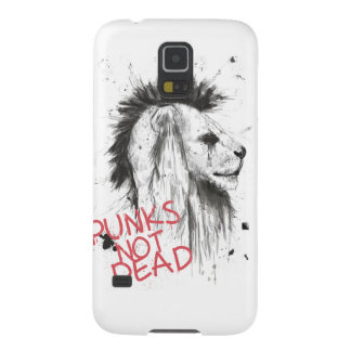 Punks not dead galaxy s5 case