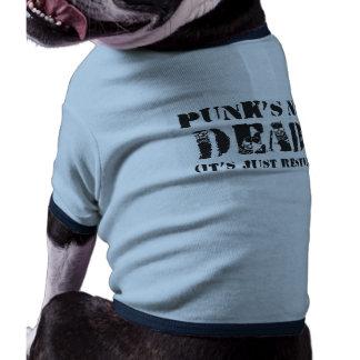 Punks Not Dead! Doggie T-shirt