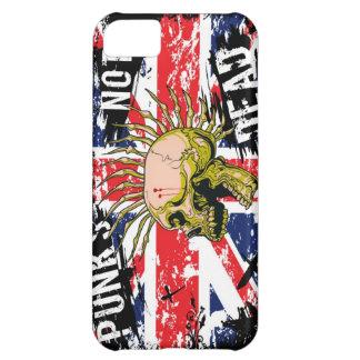 Punks Not Dead iPhone 5C Case