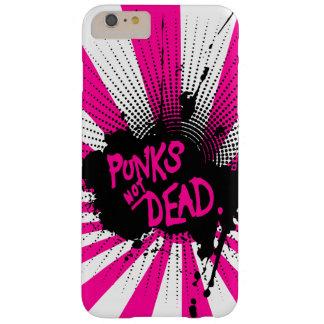 Punks Not Dead Phone Case