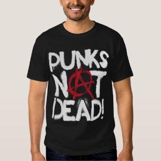 Punks Not Dead Tee Shirt