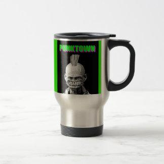 Punktown travel mug