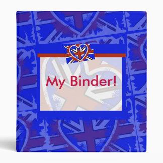 Punky Brit Binder