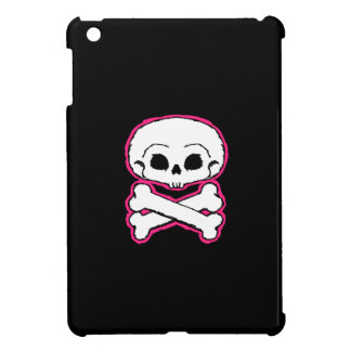 Punky skull iPad mini cases