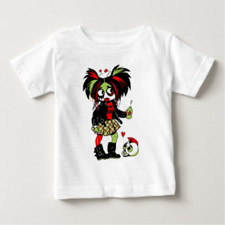 Punky Sweetie Baby T-Shirt