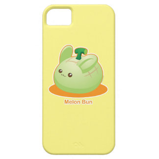 Punny Buns: Cute Melon Bun Bunny iPhone SE/5/5s Case