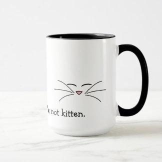 Punny Vet Tech Design Mug