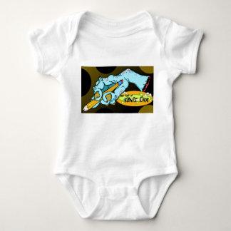 Puño 2 del Doodle Body Para Bebé