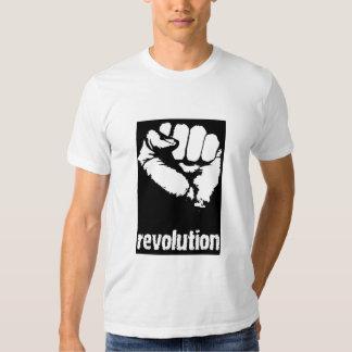 Puño de Revoltuion Playera