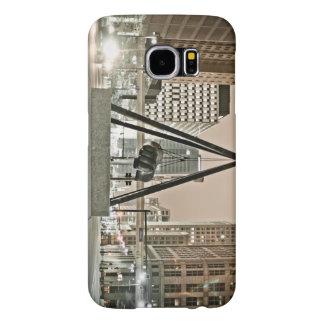 Puño Samsung S6, Barely There de Detroit Joe Lewis Funda Samsung Galaxy S6