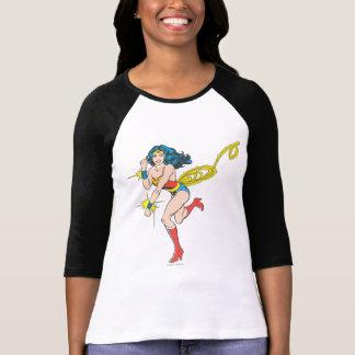 Puños de la Mujer Maravilla Camisas