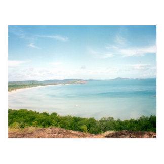 Punsand Bay Postcard