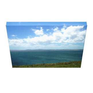 Punta Ballena, Uruguay Canvas Print