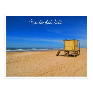 punta beach postcard