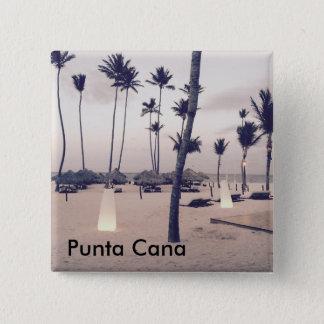 Punta Cana Button