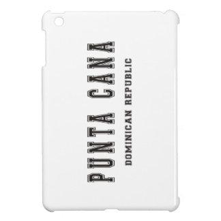Punta Cana Dominican Republic iPad Mini Cover