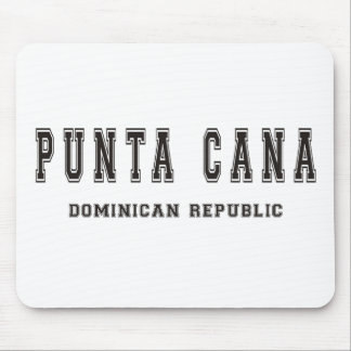 Punta Cana Dominican Republic Mouse Pad