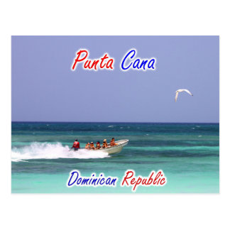 Punta Cana Dominican Republic Postcard