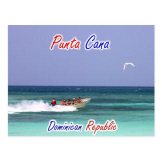 Punta Cana Dominican Republic Postcard