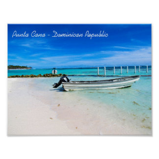 Punta Cana, DR Poster